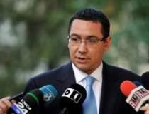Ponta: Guvernul suporta...