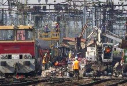 Deraierea trenului din Franta, cauzata de o piesa de otel