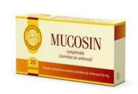 Zentiva, rate-card de 8 mil. euro in promovarea Mucosin
