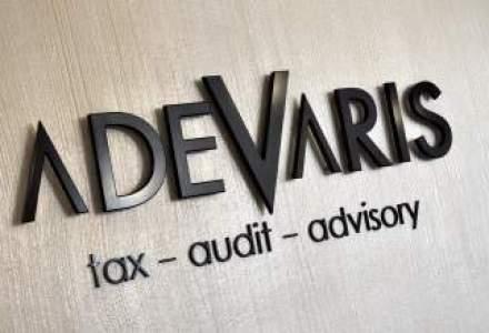 Cum arata biroul consultantilor de la Adevaris, firma care a anuntat astazi fuziunea cu Mazars