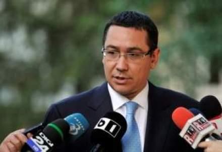 Ponta: Pana in toamna vom avea urmatorul acord cu FMI, de 3-5 miliarde euro