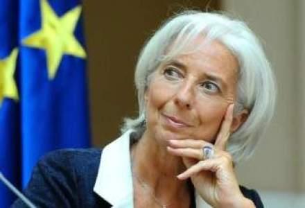"""Sefa FMI prevede un """"viitor stralucit"""" pentru zona euro"""