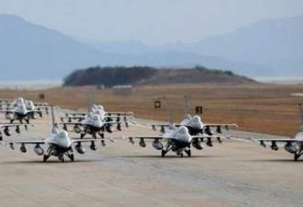 Fortele Aeriene Romane vor fi dotare cu avioane F-16 din 2015