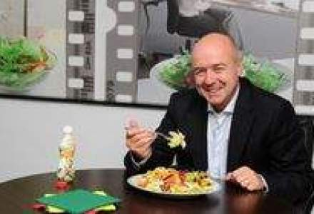 Eisberg a incasat 3,5 mil. euro din salate in 2007
