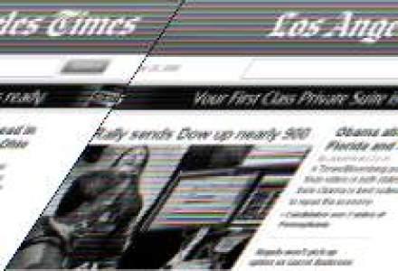 Los Angeles Times da afara 10% dintre jurnalisti