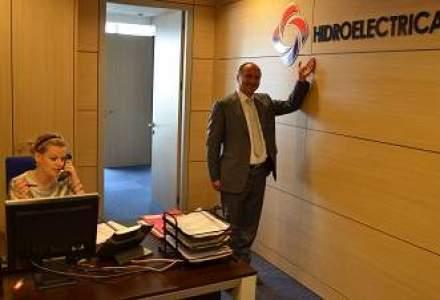 """Birou """"de austeritate"""". Cum arata noul sediu in care Borza a mutat Hidroelectrica"""