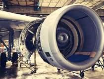 Un avion de mici dimensiuni...