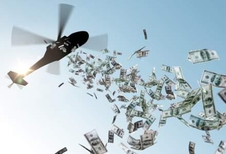 """CORONAVIRUS   Conceptul de """"bani din elicopter"""" este din nou la modă printre politicieni"""