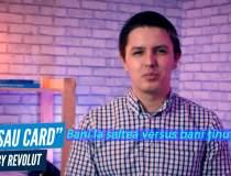 Cash sau card: Banii la...