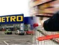In ciuda crizei, Metro isi...