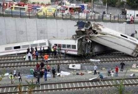 Accident feroviar in Spania cu 77 de morti. Care a fost cauza?