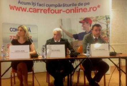 Predictie indrazneata a Carrefour: In 2-3 ani depasim tari din vest ca pondere a livrarilor online de produse alimentare