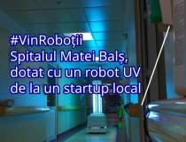 Coronavirus   Un robot...