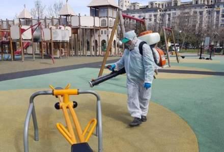 Coronavirus   Primăria Sectorului 2 închide locurile de joacă şi recreere