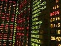 Bursa a scazut cu 1% pe...