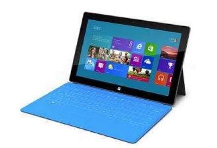 Tableta Surface a Microsoft a generat vanzari de 853 mil. de dolari de la lansare