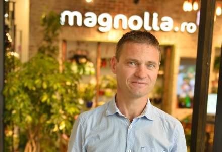 Gabriel Molnar, fondatorul florăriilor Magnolia: Am oprit demersurile de expansiune, pentru a ne axa pe magazinele existente