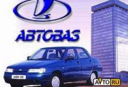Constructorul auto rus AvtoVAZ opreste productia 3 saptamani
