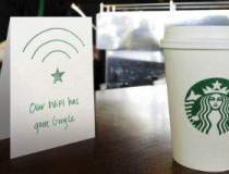 Starbucks incheie parteneriat...