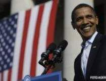 Wall Street bets on Obama...