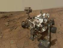 Roverul Curiosity...