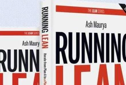 Cartea saptamanii: Running Lean [VIDEO]