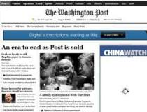 The Washington Post, singurul...