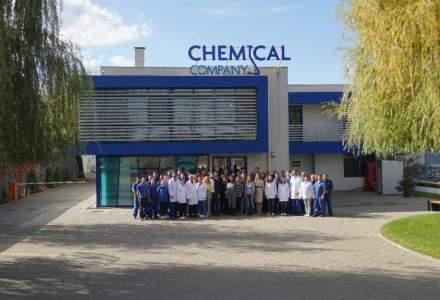 Chemical Company donează spitalelor din Iaşi soluţii hidroalcoolice pentru mâini şi suprafeţe