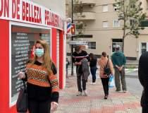 Coronavirus: Spania anunţă...