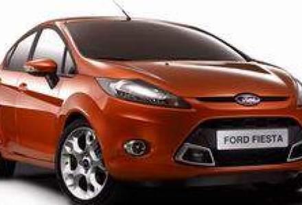 Romcar aduce doua noi modele Ford in 2009 pe piata romaneasca