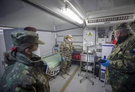 Spitalul militar ROL-2 din Otopeni a fost declarat operațional