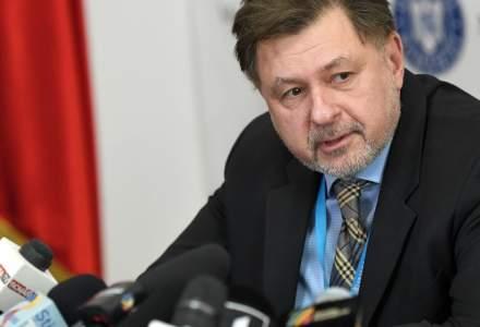 Alexandru Rafila: România va intra luni sau marți în scenariul IV al pandemiei de Coronavirus