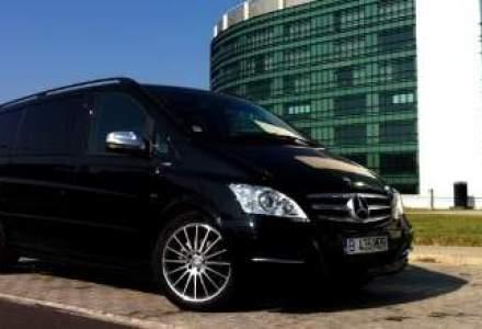Test Drive Wall-Street: Mercedes-Benz Viano, 7 locuri la business class