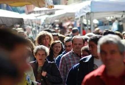 Populatia Romaniei a scazut circa 5.000 de persoane in luna iunie
