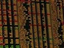 Bursa inchide sedinta cu...
