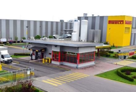 Pirelli a prelungit suspendarea activității fabricii sale de anvelope din Slatina