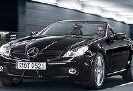 Primul Mercedes SLK diesel va aparea in 2010
