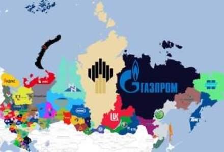 Harta corporativa a Rusiei: care sunt cele mai renumite branduri?