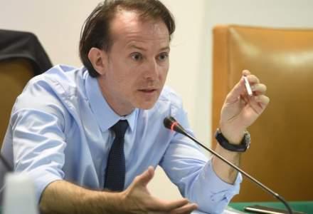 Florin Cîțu: Guvernul nu ia în calcul o restructurare a aparatului administrativ