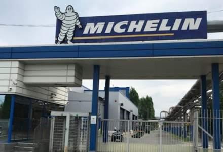 Michelin a oprit activitatea în toate fabricile din România săptămâna aceasta
