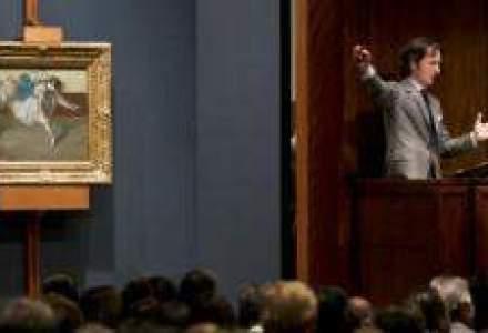Recorduri de pret pentru obiectele de arta, in ciuda crizei financiare