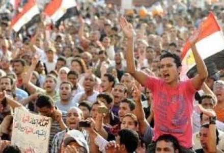 Cel putin 525 de morti in violentele de miercuri din Egipt