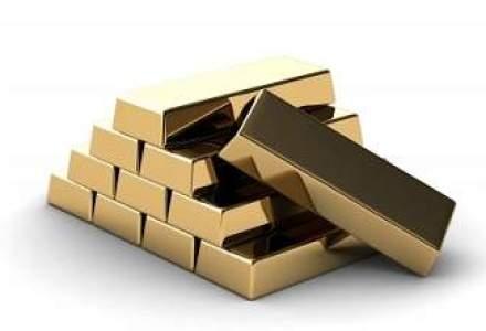 Cererea mondiala de aur ajunge la minimul ultimilor patru ani