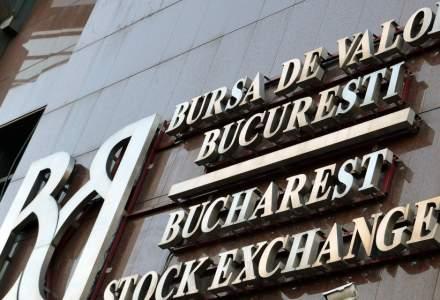 Bursa de Valori Bucureşti a început în creştere ultima şedinţă de tranzacţionare a săptămânii