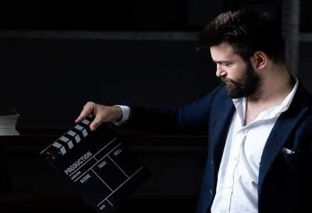 Povestea lui Tedy Necula, regizorul cu tetrapareză, care câștigă 250.000 de euro pe an