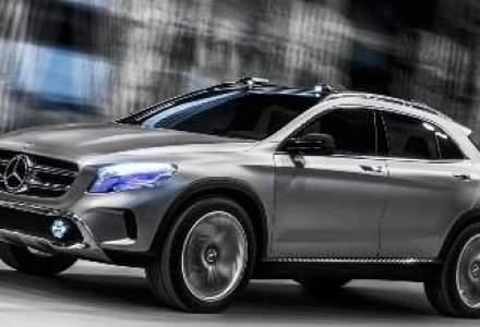 Mercedes-Benz a produs in primul semestru un record de peste 700.000 de vehicule