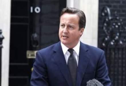 David Cameron: Trebuie trimisi urgent observatori UE la frontiera dintre Spania si Gibraltar