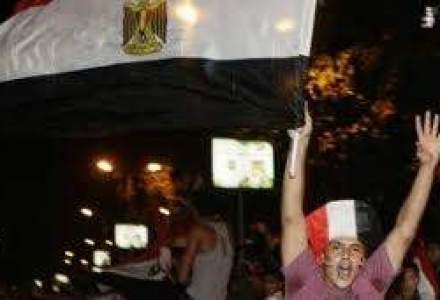 Violentele din Egipt de vineri: 80 de morti si 1.000 de persoane retinute