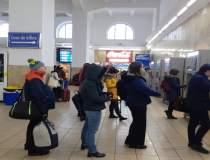 CFR Călători a întrerupt...