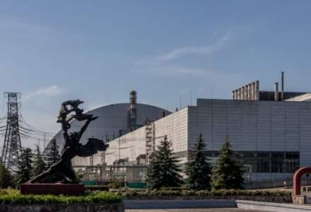 Ucraina semnalează o creştere a nivelului de radioactivitate din cauza unui incendiu de pădure din apropiere de Cernobâl